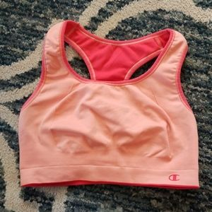 Reversible sports bra!